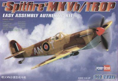 954d52a6e10 Hobby Boss HOBBY BOSS Spitfire MK.Vb TROP