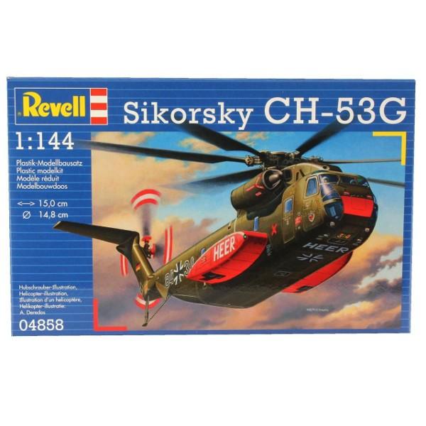 c6ba8abb899 Revell REVELL Model Set CH-53G Heavy transport MR-64858 € 23.40