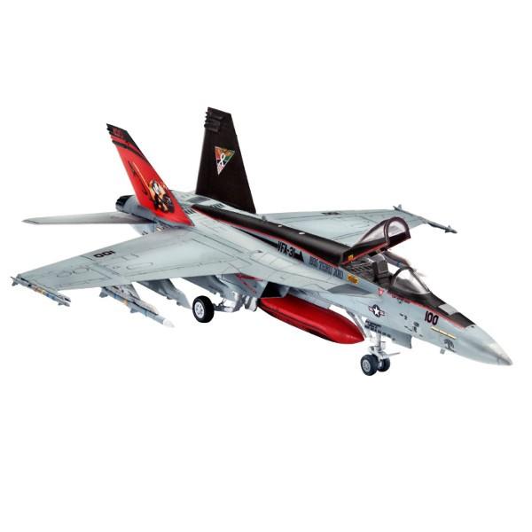 3091a5bf7f7 Revell REVELL Model Set F/A-18E Super Hornet MR-63997 € 23.40