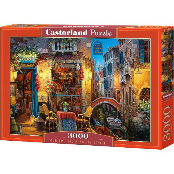 574888d6537 Castor CASTOR 3000 EL. Wyjątkow e miejscew Wenecji PC-300426 € 19.50