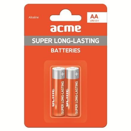 ACME Europe Alkaline batteries LR6 AA (2 pcs.