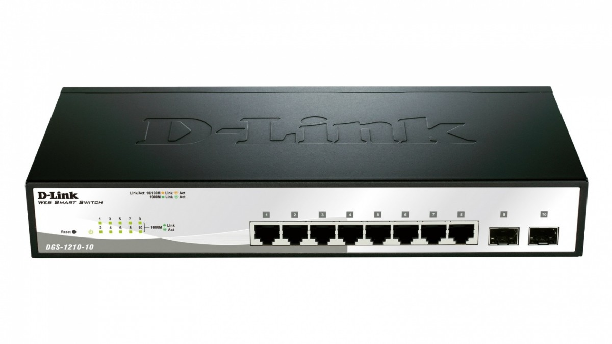 Switch Edimax Es 1008p 8 Port Fast Ethernet Poe D Link Dgs 1210 10 10port Gbit Smart 2x Sfp 11180