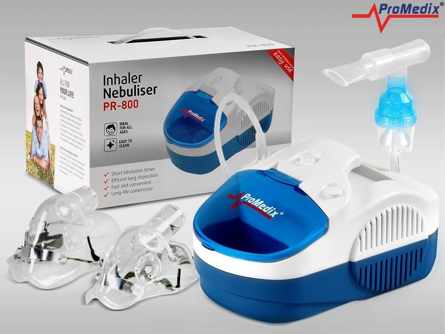 0fdb8cc9b34 ProMedix Nebulizer PR-800 - Smartech.ee