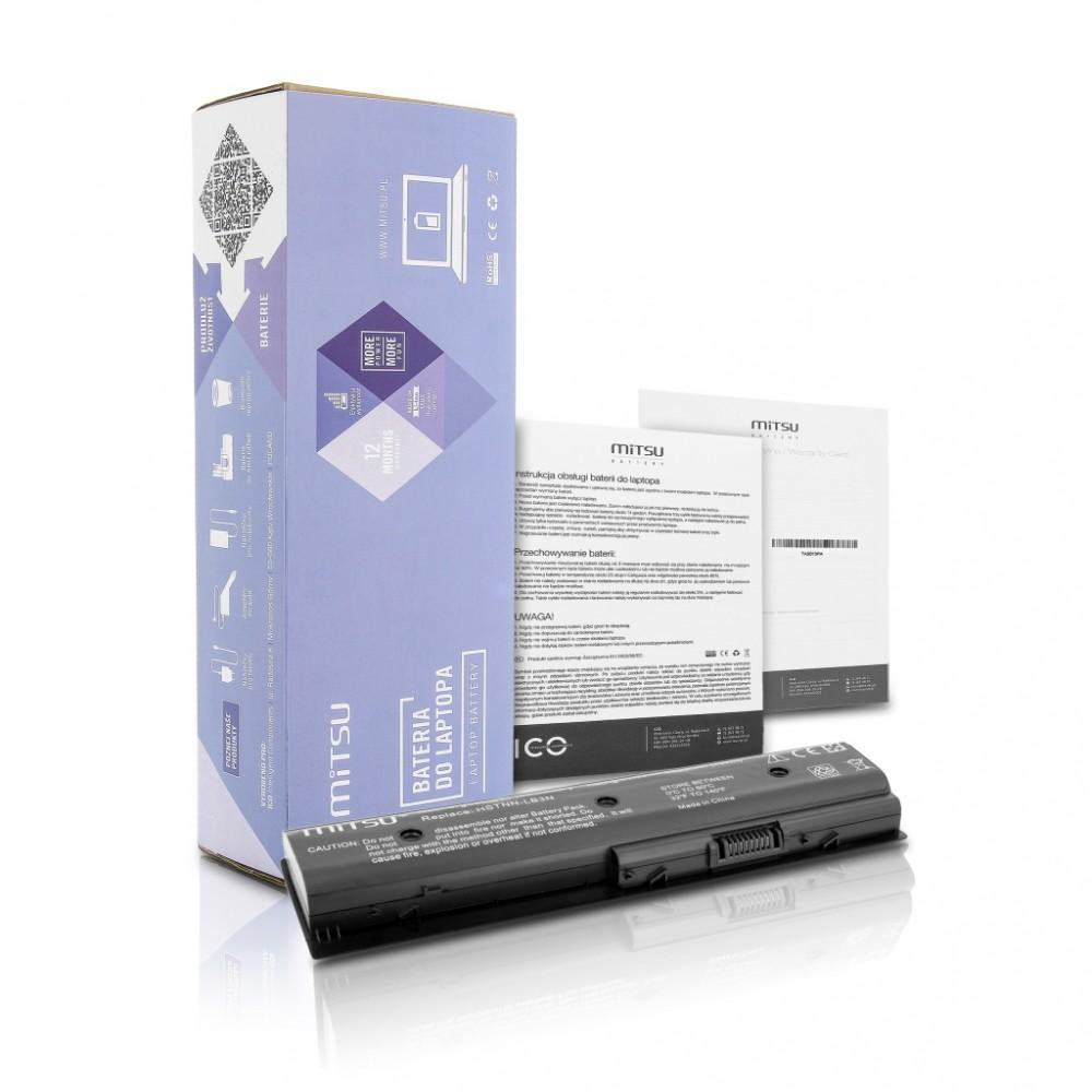 5f79d93ff07 Mitsu Battery for HP dv4-5000, dv6-7000 4400 mAh (49 Wh) 10.8 - 11.1 Volt  BC/HP-DV6 € 31.10