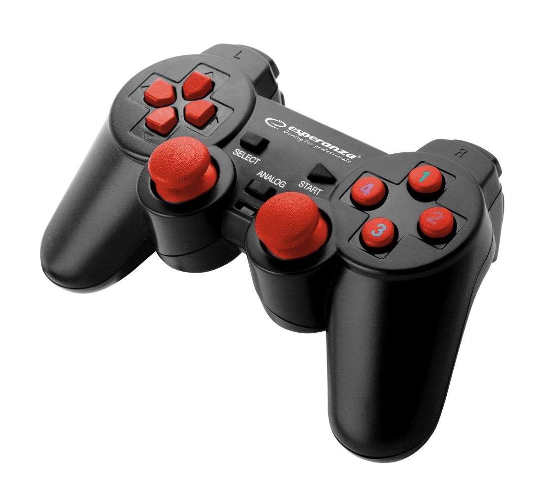 Pc Ps4 Xbox Razer Wildcat Gaming Controller For One Rz06 01390100 R3m1 Esperanza Vibration Gamepad Computers Egg102r 1080