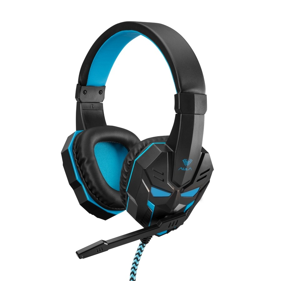 Philips She3590lb Ear Headphone Light Blue Daftar Harga Terlengkap In Earphone She3905 Gd Gold Aula Gaming Headset Prime Basic 504645 2460
