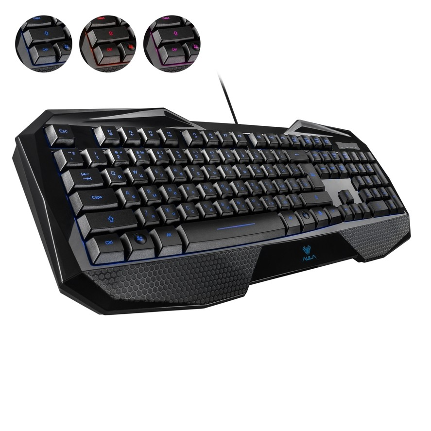 dc41b1ce7f8 AULA Gaming Be Fire expert gaming keyboard