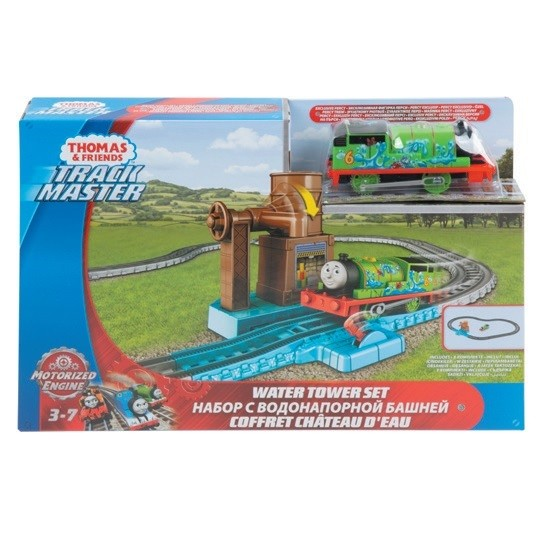 ad300b10572 Fisher Price Trian Thomas & Friend Water Tower + Peter - Smartech.ee