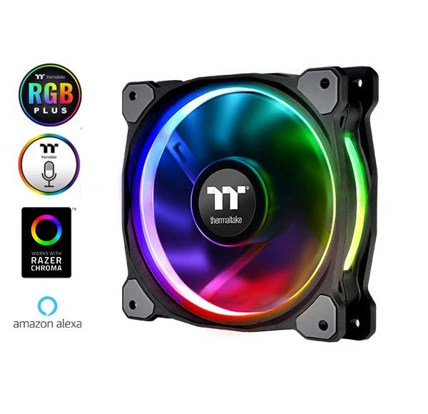 c22874280b1 Thermaltake Sase Fan Riing 12 RGB Plus TT Premium Ed Single no controller