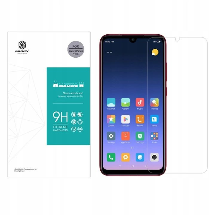 d7499994be1 Nillkin Glass H Redmi Note 7 Amazing H RN 7 € 19.80