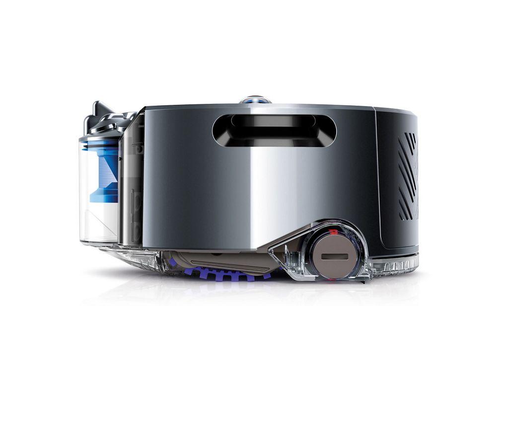 Dyson 360 eye robot vacuum дайсон пылесос dc19